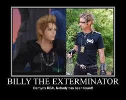 Exterminator Meme - billy the exterminator favourites by yamiyalexander4 on deviantart