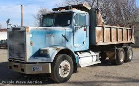 freightliner dump truck 1988 freightliner fc2 dump truck item l4879 sold februa
