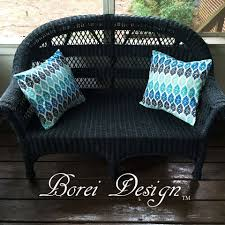 Outdoor Pillows Sale by See How To Decorate Your Front Porch With Just A Tablecloth This