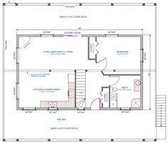 24x40 3 bedroom 960sqft house design ideas pinterest