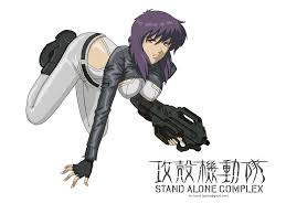 ghost in the shell 5k wallpapers 10 smartest anime series to watch otakukart