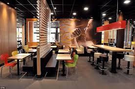 Mcdonalds Interior Design Home Design - Fast food interior design ideas