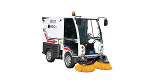 dulevo 850 suction road sweeper