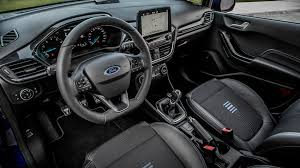 mitsubishi adventure 2017 interior ford fiesta 2017 review by car magazine