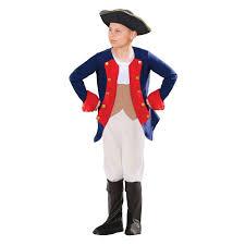 Boy Costumes Patriot Soldier Boy Child Costume Buycostumes Com