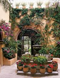 Mexican Decorations For Home Captivating Mexican Patios For Home Remodel Ideas With Mexican