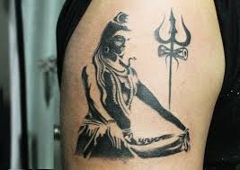 youngsters queue up to get shiva tattoos on mahashivratri