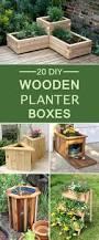 Vegetable Garden Planter Box Plans Decoration Wooden Pot Plant Holder Best Wood To Make Planter