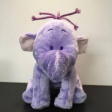 free shipping heffalump lumpy plush toy winnie pooh elephant