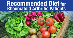 diet for rheumatoid arthritis patients