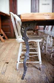 Wrought Iron Kitchen Tables by Best 20 Wrought Iron Table Legs Ideas On Pinterest Iron Table