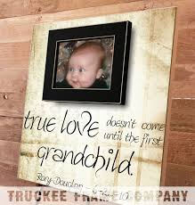 grandparents gifts personalized picture frame new grandparents
