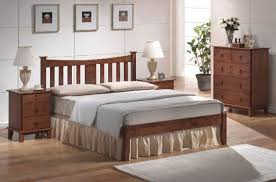 Bed Frames Cheap Beds Bed Base Frame Timber Metal Leather Fabric
