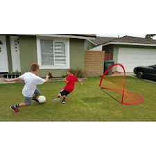 6 x 4 ft pop up soccer goal 39 99 training nets baseball