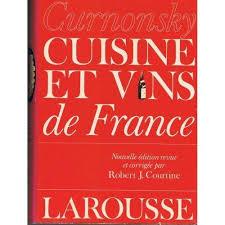 curnonsky cuisine et vins de 9782030181102 cuisine et vins de edition