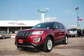 Ford Explorer Xlt - new ford explorer vehicle inventory ford austin dealer ford