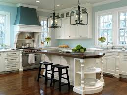 houzz kitchens with islands lantern pendants kitchen photo page blue cottage with charming