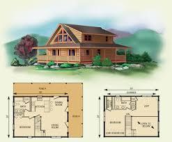 nantahala log home floor plan