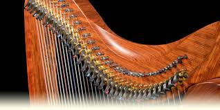 what size l harp do i need harp sharping levers dusty strings