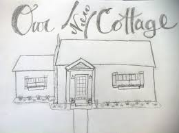 our new cottage sketch jpg loversiq