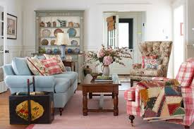 cottage livingrooms a joyful cottage 35 cottage style living rooms that inspire