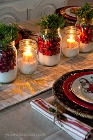 christmas table centerpiece sweet ideas christmas tables decorations table decorating for diy