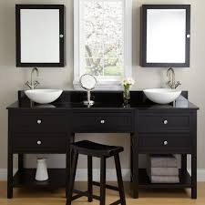 Black Bathroom Wall Cabinet by Black Bathroom Wall Cabinet Vanity Cabinets Idolza