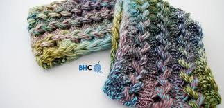 hairpin lace loom hairpin lace infinity scarf free pattern and tutorial