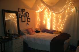 bedroom decor awesome string lights for bedroom home decorating