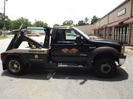 used ford tow trucks for sale purchase used 2005 ford f 450 superduty jerr dan self loading