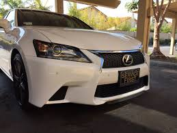 lexus westminster service k win u0027s ultra white gs 350 f sport build in progress clublexus