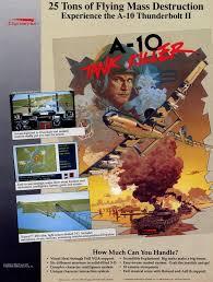 game magazine ads big box pc game collectors