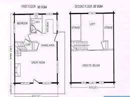 floor plans cabins one bedroom cabin floor plans photos and room building 5