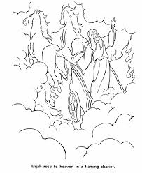 elisha coloring pages coloring home