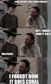 Walking Dead Rick Meme - rick grimes dad jokes google search parenting pinterest