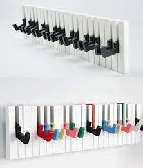 designer garderoben wandgarderobe design hakenleiste 16 haken klavier garderobe piano