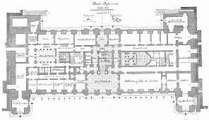 liria palace plan floor plans castles u0026 palaces pinterest