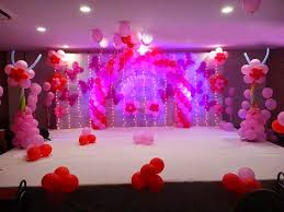 simple balloon decoration birthday image inspiration of cake and