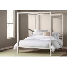 White Metal Bed Frame Queen Metal Beds You U0027ll Love Wayfair Ca