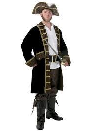 mens pirate captain costume halloween pirate costumes