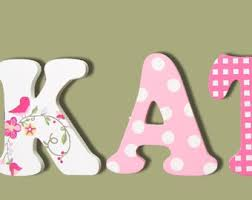 Decorating Wooden Letters For Nursery Wooden Signs Wall Letters For Nursery Wall Decor Wooden