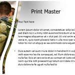 army powerpoint presentation templates army powerpoint throughout