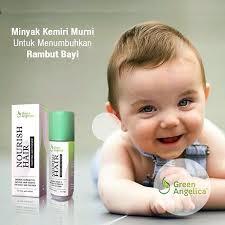 Minyak Kemiri Untuk Anak minyak kemiri alami penumbuh rambut bayi pelebat rambut bayi jpg