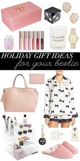 holiday gift ideas for your best friend christmas gifts