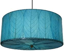 Jellyfish Pendant Light Cocoa Lights Made Of Real Cocoa Leaves