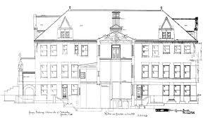 building plans unl historic buildings library building plans