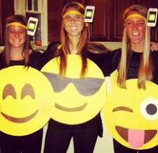 Emoticon Costume Halloween Emojis Halloween Costume Love Emojis
