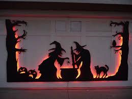 Lighted Halloween Window Decorations Halloween Window Light Up Decorations U2022 Lighting Decor