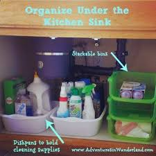 Organizing Under Kitchen Sink by 108 Best Organizing And Storage Products I U003c3 Images On Pinterest