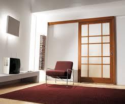 Wooden Sliding Patio Doors Decorations Modern Aluminium Sliding Patio Door Design With